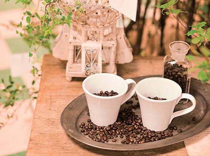 コーヒーウエディング