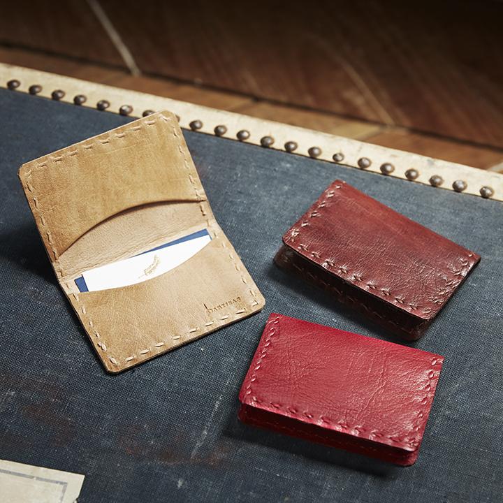 男性向けのカードケース