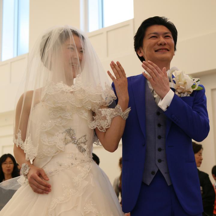 おふたりの結婚式
