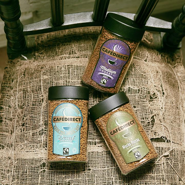 インスタントコーヒー3種類
