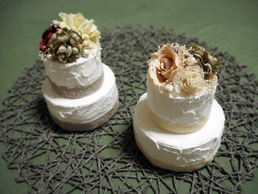 you_wedding_okiさんのフェイクケーキ