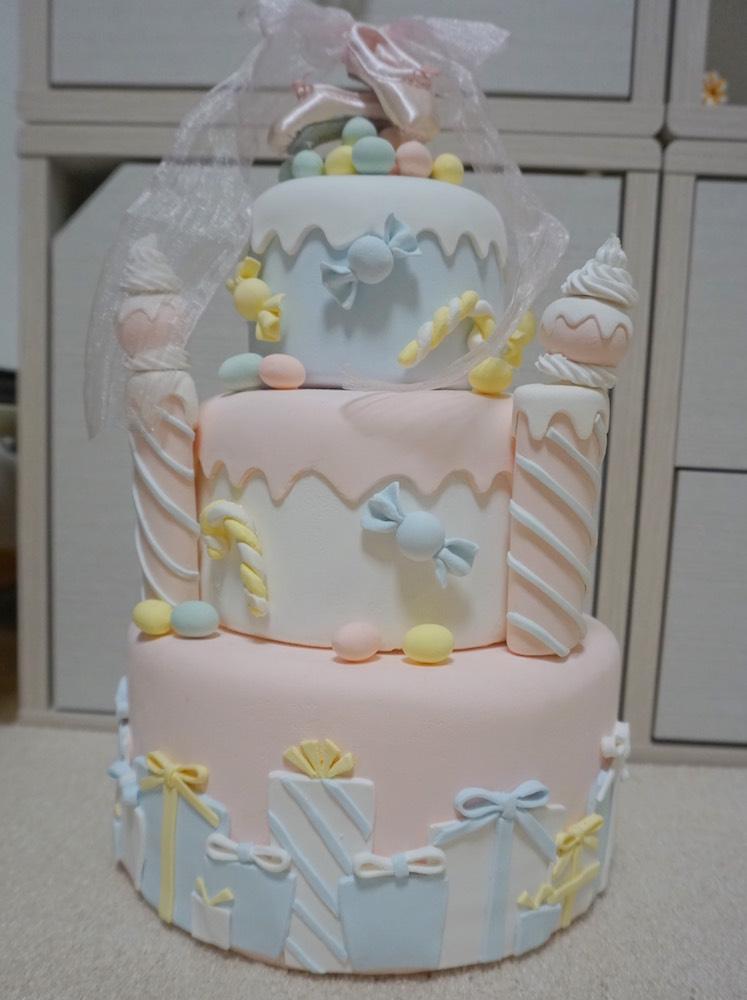 0128kurumiさんのフェイクケーキ