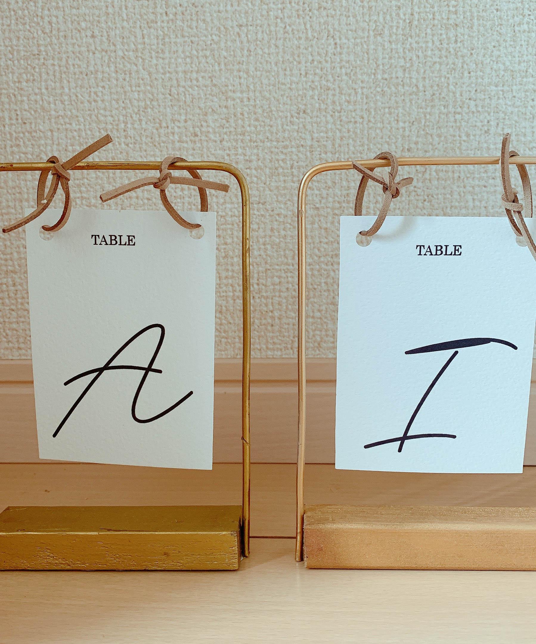 テーブルコッパースタンド2