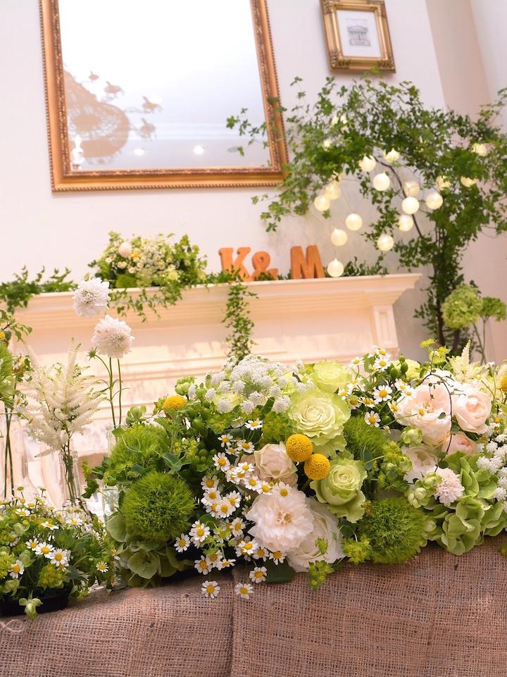 森の結婚式2