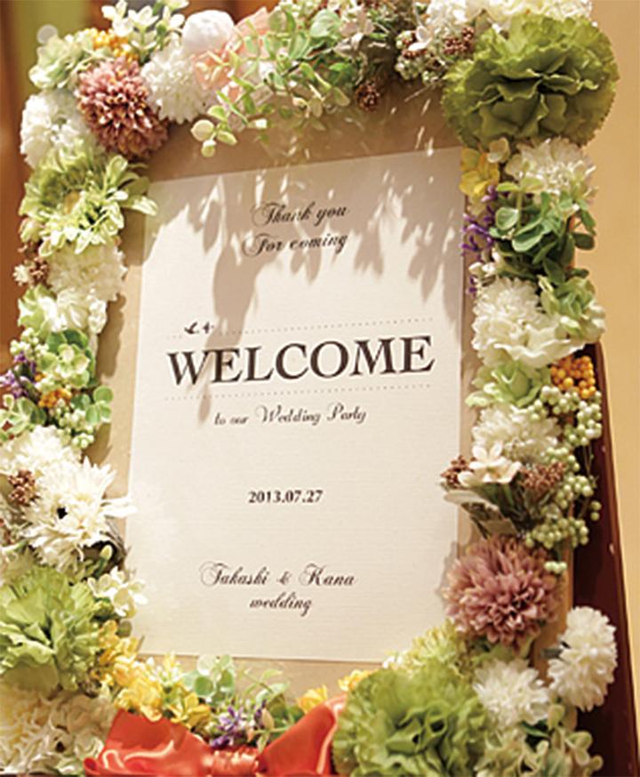 軽井沢の夏挙式を彩るグリーン×白のナチュ