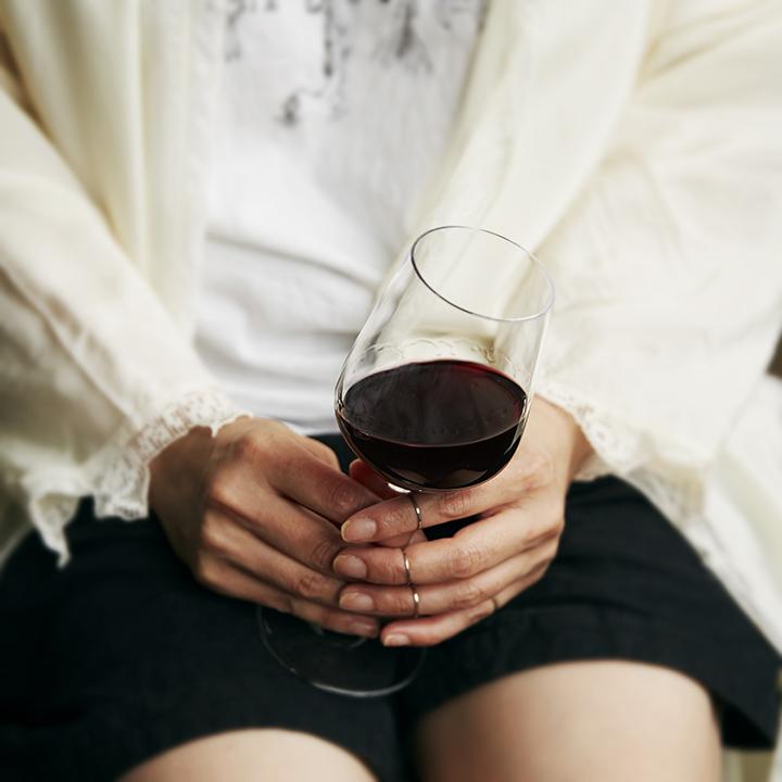 愛飲しているオーガニックワイン