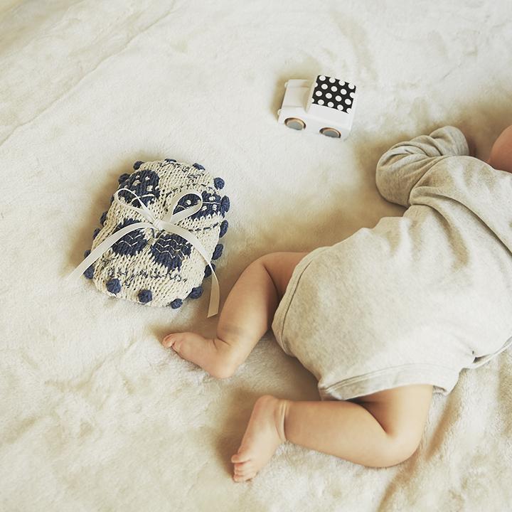 赤ちゃんのファーストピローのイメージ
