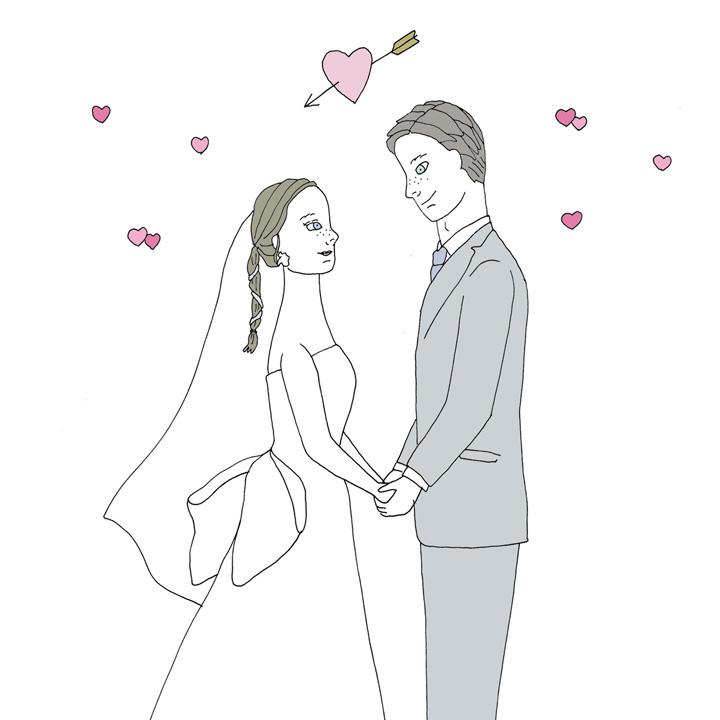 ゲストを感動させた場面 新郎新婦のお互いへの愛を感じて感動