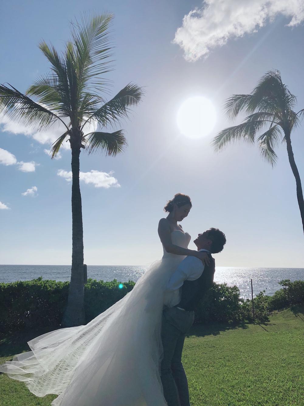 @nmm.weddingさんの光ショット
