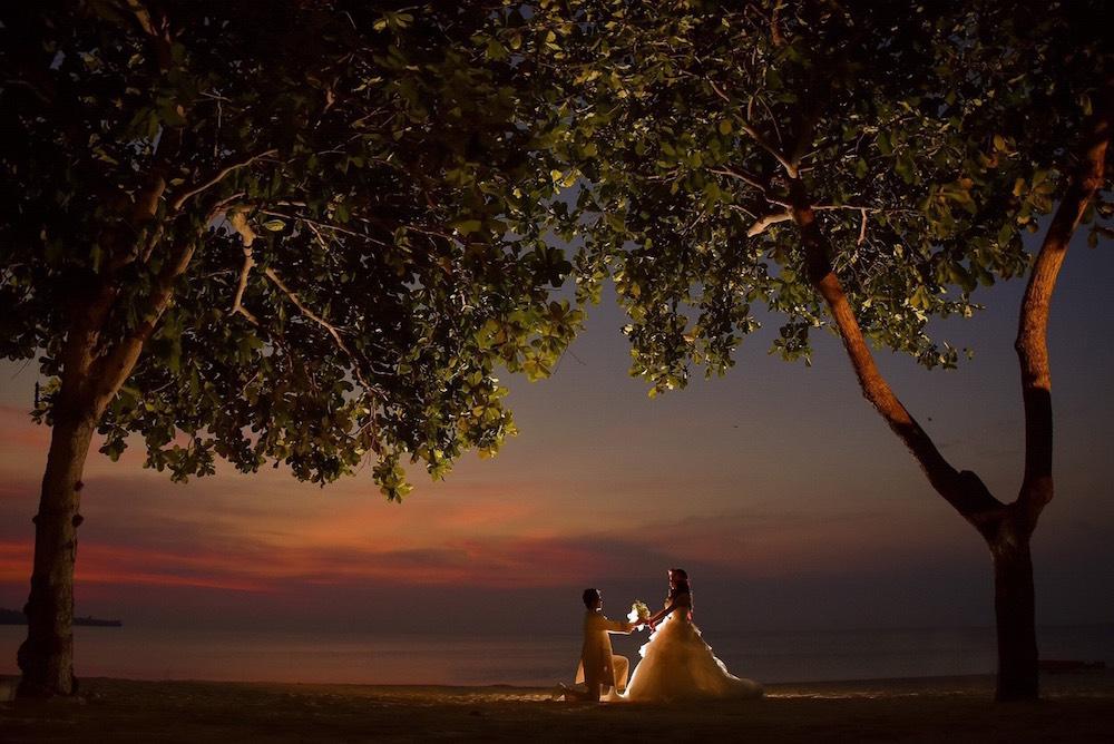 wedding.rkさんの光ショット