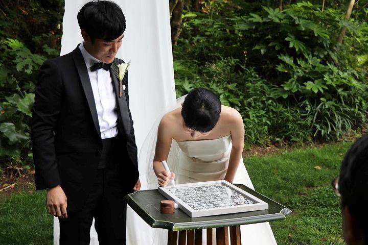 芳名帳 結婚証明