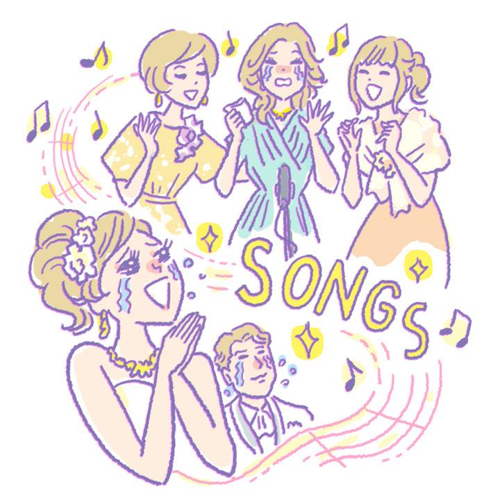昔も今もやっぱり定番!「歌」の余興
