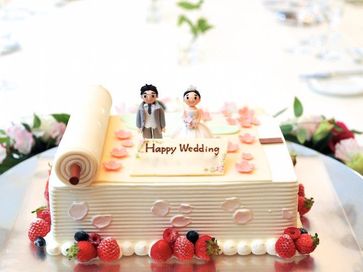 一段ケーキ