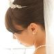 横顔美人の花嫁