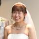 新郎新婦で最初から入場した花嫁の声