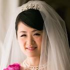 花嫁さんのお顔