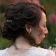 花嫁の後ろ姿