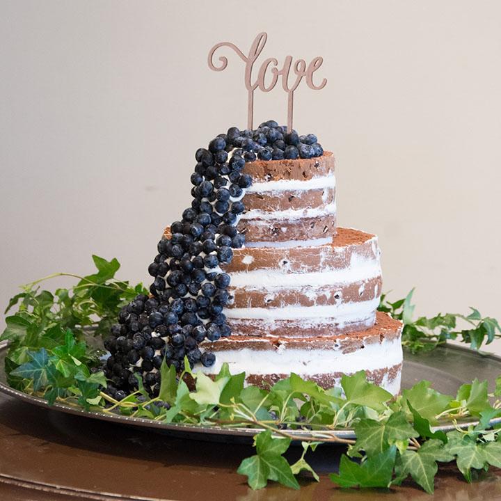 こだわりのオーダーケーキ