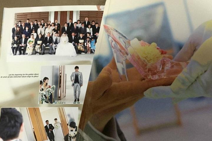 写真のアルバム