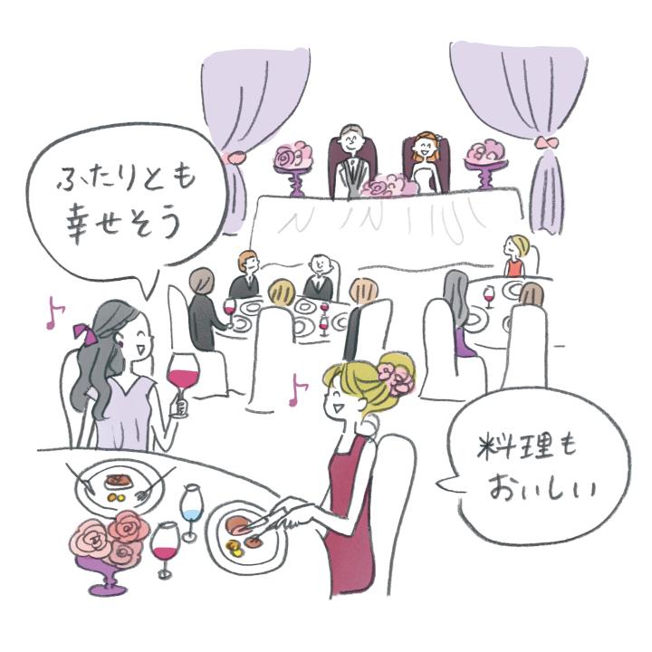 王道の挙式・披露宴
