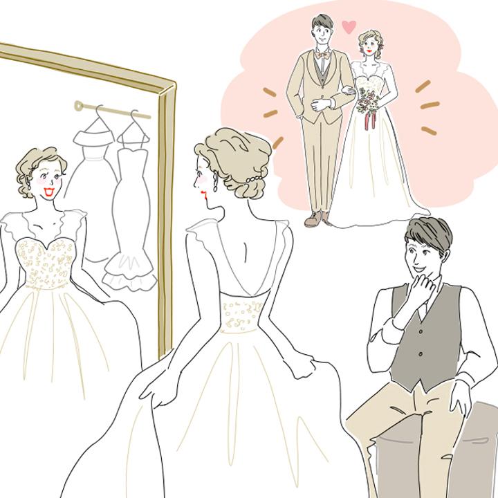 シーン5:結婚式で最も楽しみな瞬間を思い浮かべよう
