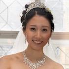 花嫁さんの笑顔