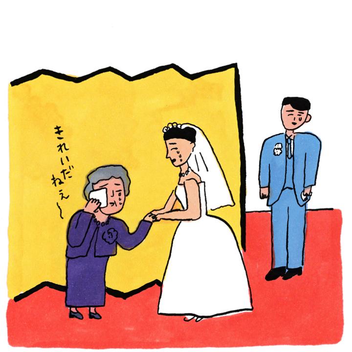 ナシ婚をナシに!結婚式をすると決めた訳