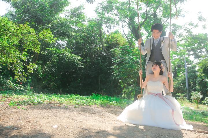 その3:好きな衣裳・好きなポーズで記念の写真を残せる!